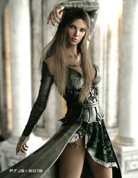 Gothic Princess by P7-J5