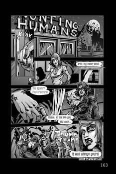 Hunting Humans, pg 1