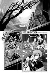 Hellbender, page 1