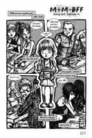 M+M, pg 1 by Gothology