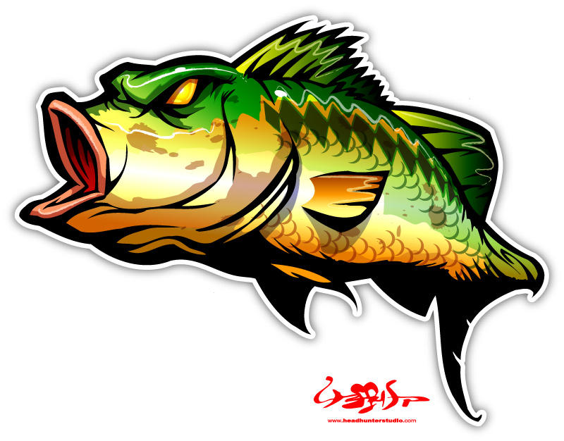 Photo editor realgm for Bass pro shops monster fish
