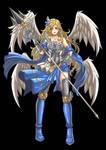 Final Form Angelena by Nicetsukichi