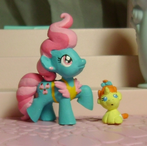 Mrs Cake and Pumpken Cake Blind Bag My Little Pony by SanadaOokmai