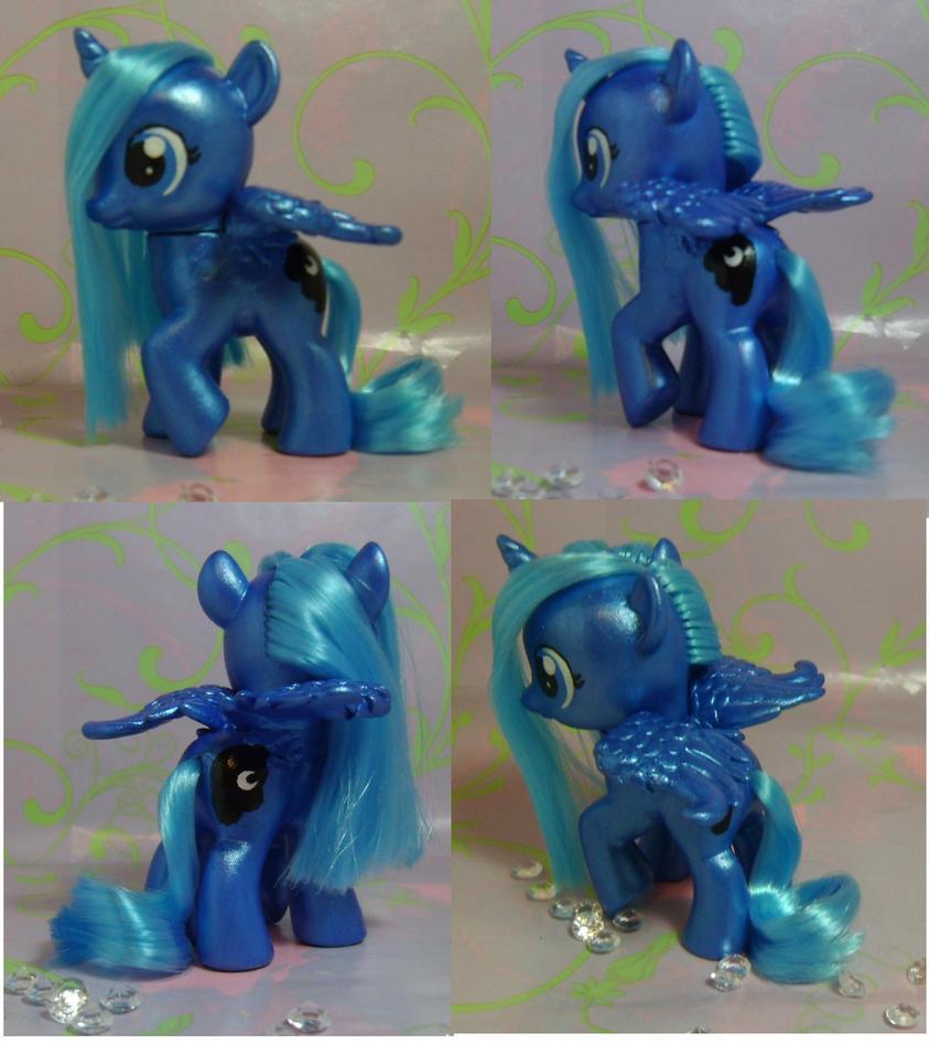 My little pony filly luna - photo#27