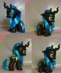 My Little Pony Filly Queen Chrysalis