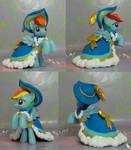 Princess Coronation Rainbow Dash