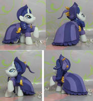 Princess Coronation Rarity by SanadaOokmai