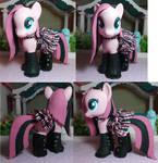 My little pony custom punk Pinkie Pie