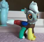 My Little Pony custom Baby Discord #1