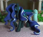 My Little Pony custom Nightmare Rarity