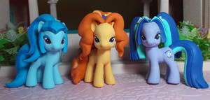 The Dazzlings customs