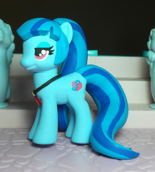 my little pony custom Sonada Dusk by SanadaOokmai