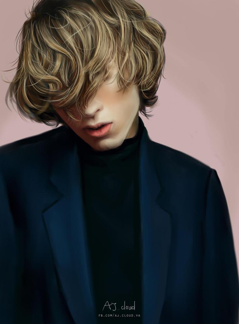The boy by AJ-cloud