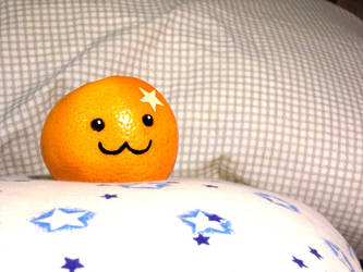 Tangerine by gnatcage