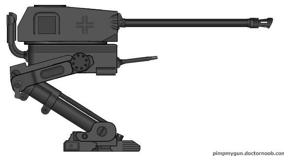 Panzer K-34 by theunluckyone