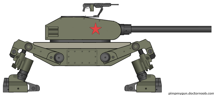 Russian T-34 by theunluckyone