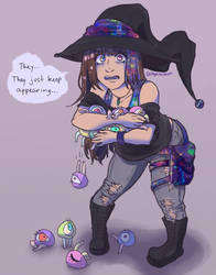 witchsona by summermon