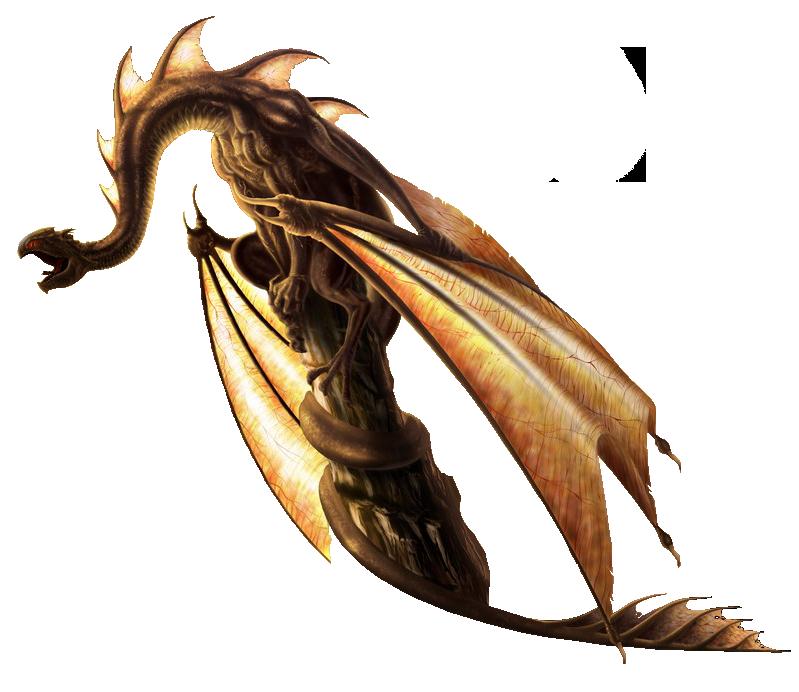 25 Renders Dragons Mangas/Réel Dragon_Render_2_by_Cygnux
