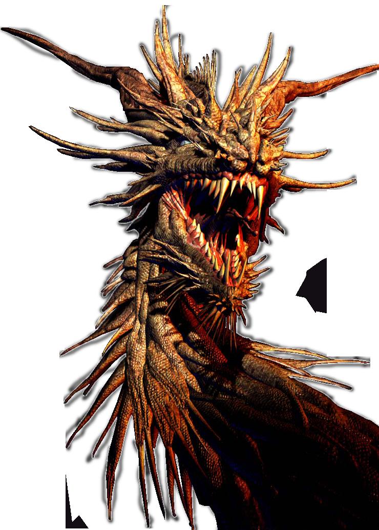25 Renders Dragons Mangas/Réel Dragon_Render_3_by_Cygnux