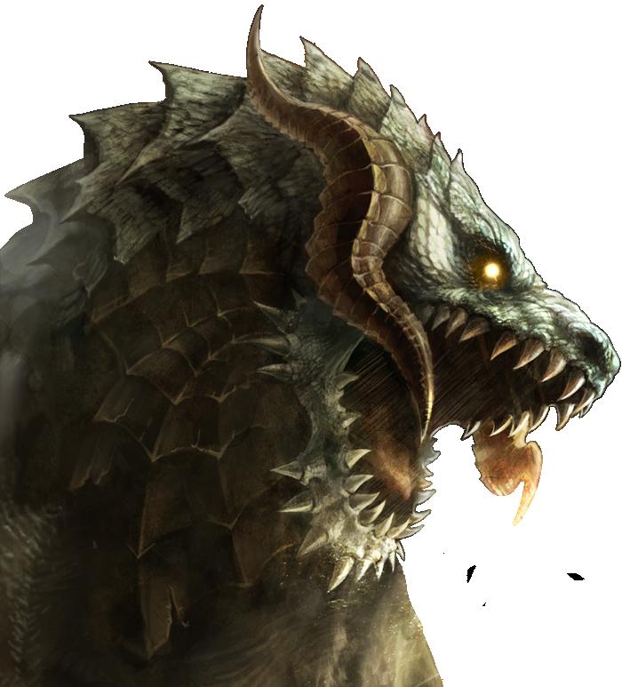 25 Renders Dragons Mangas/Réel Dragon_Render_8_by_Cygnux