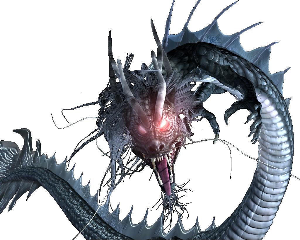Dragon Render 9 by Cygnux