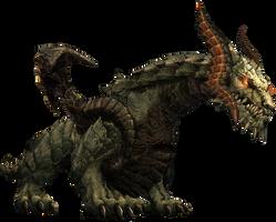 Dragon Render 10