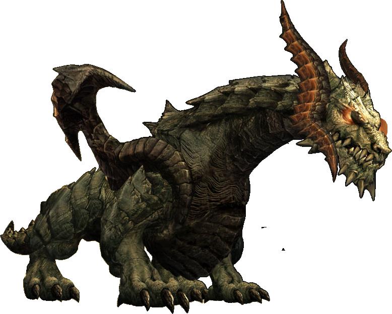 25 Renders Dragons Mangas/Réel Dragon_Render_10_by_Cygnux