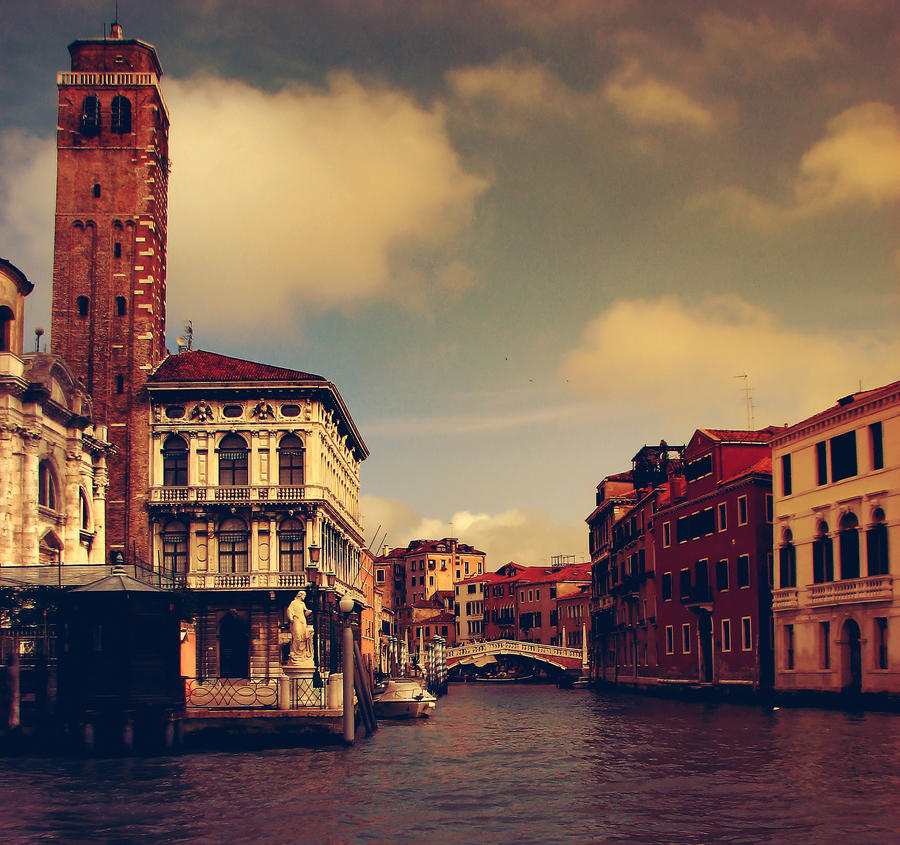 Venezia by emeraldeyesx3