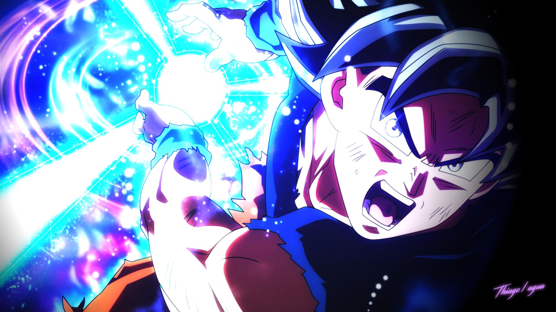 Dragonball Super Goku Migatte No Gokui Wallpaper By Aguawave420