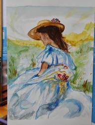 Watercolour 10 by Grafik-e