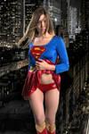 Veronique - Supergirl is Feeling Frisky
