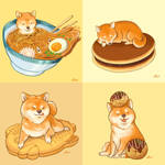 Shiba Inu Food
