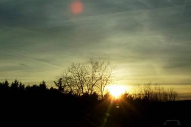 Sunset1 by ittendstonight