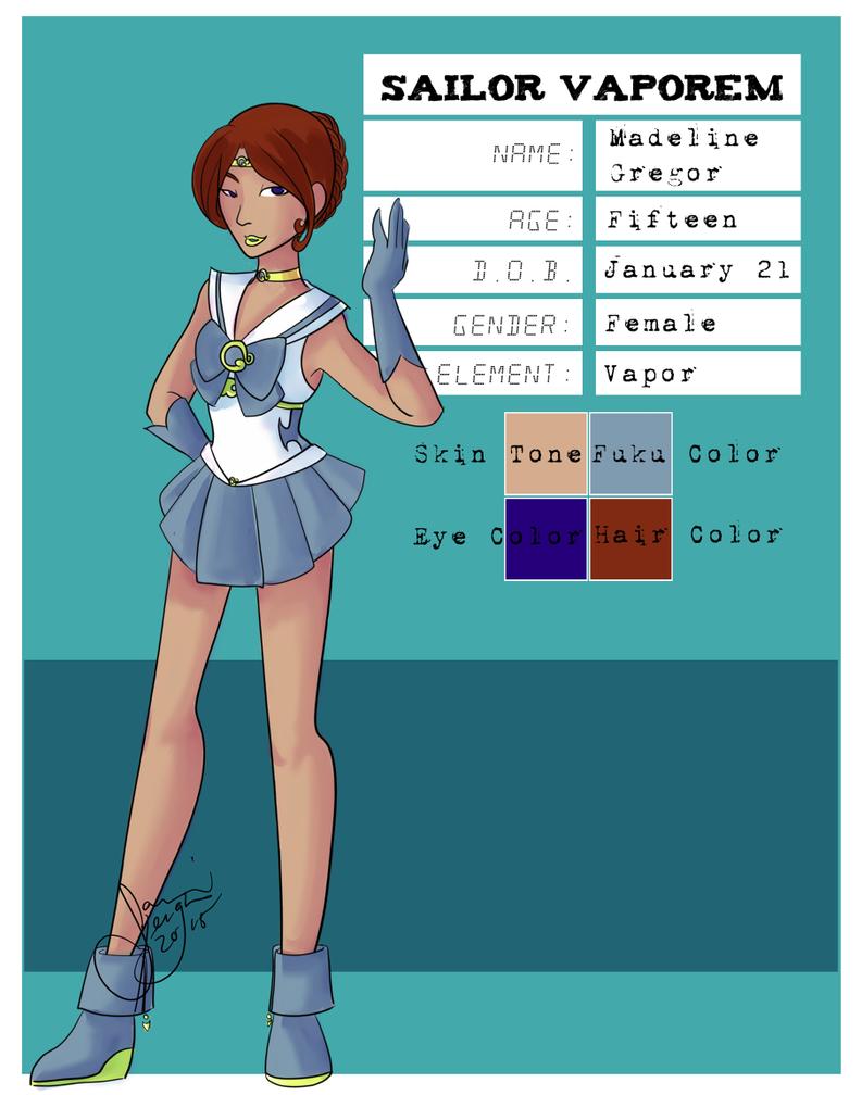 Mystic Senshi Sailor Vaporem by rennegades