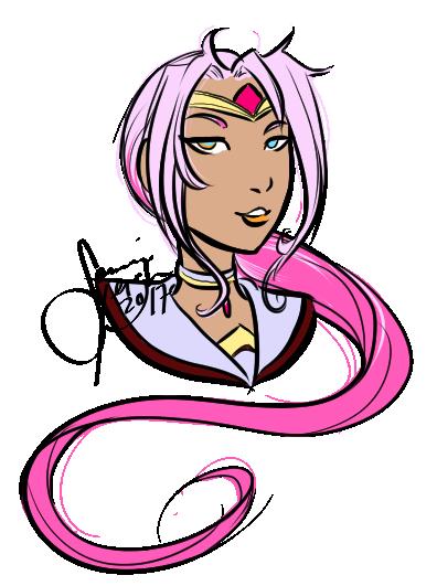 Combination Senshi: Prideful Agate Crius by rennegades