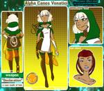 Task 20: Alpha Canes Venatici - Mei Chara