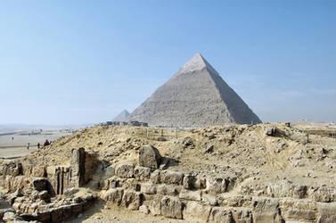 Pyramid of Khafre 1