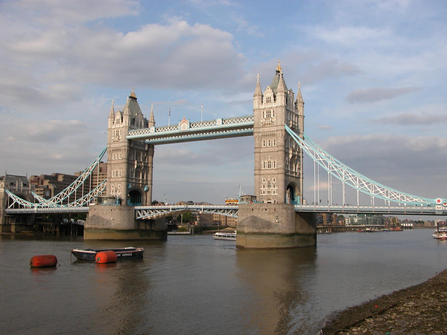 Tower Bridge 2 by Lauren-Lee