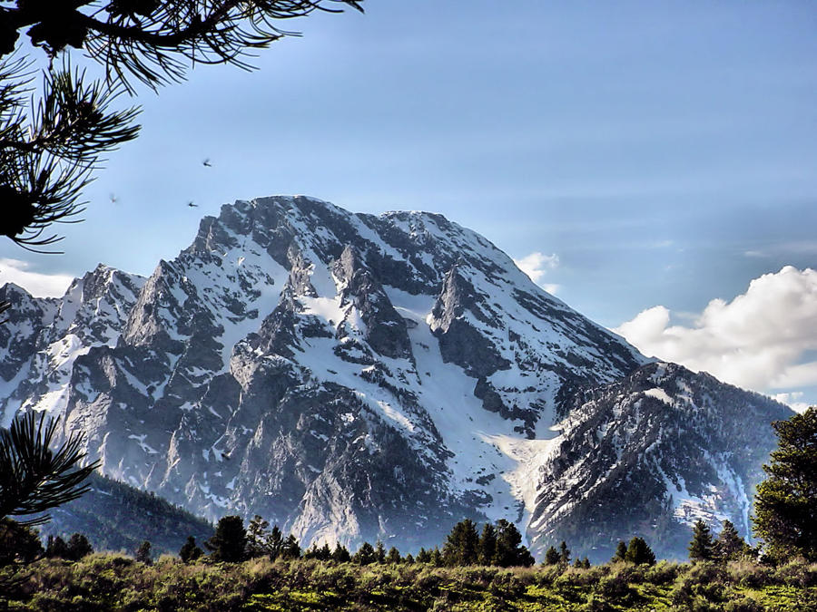 Grand Tetons 2 by Lauren-Lee