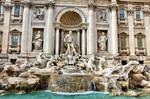 Rome - Trevi Fountain 13