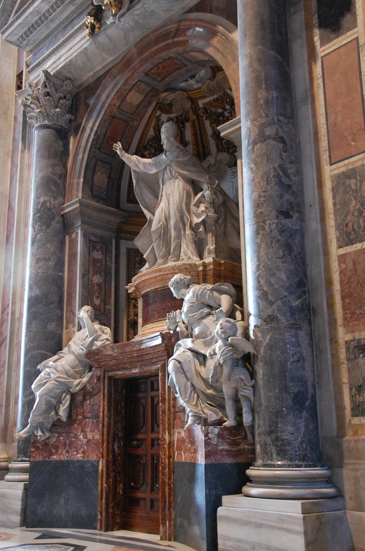 Rome - St Peter's Basilica 3 by Lauren-Lee