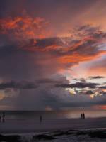 Marco Island Beach Evening 5 by Lauren-Lee