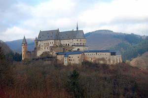 Vianden Castle 2 by Lauren-Lee