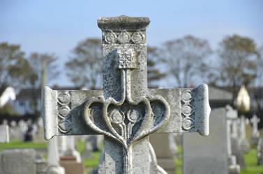 Tombstone @ Layton Cemetery, Blackpool, England