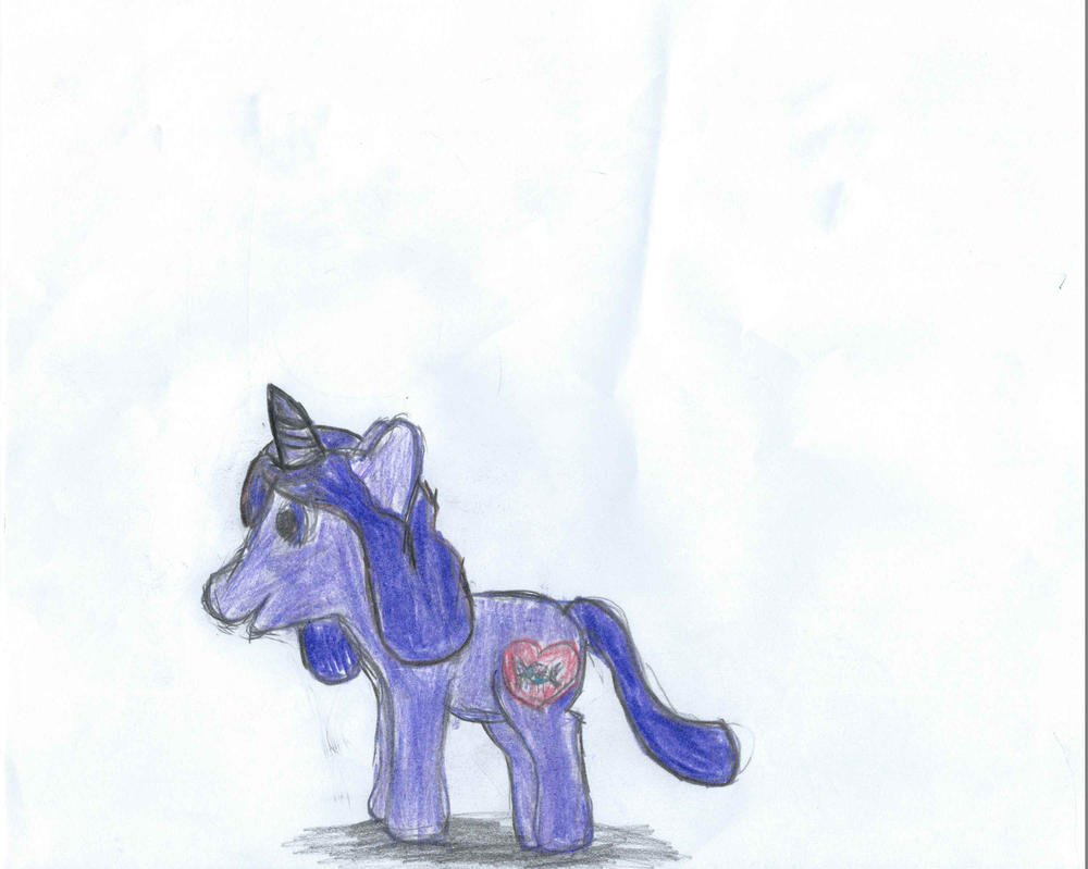 Avian pony by Avionpiscean33