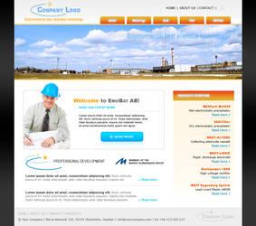 Engineering Company Layout