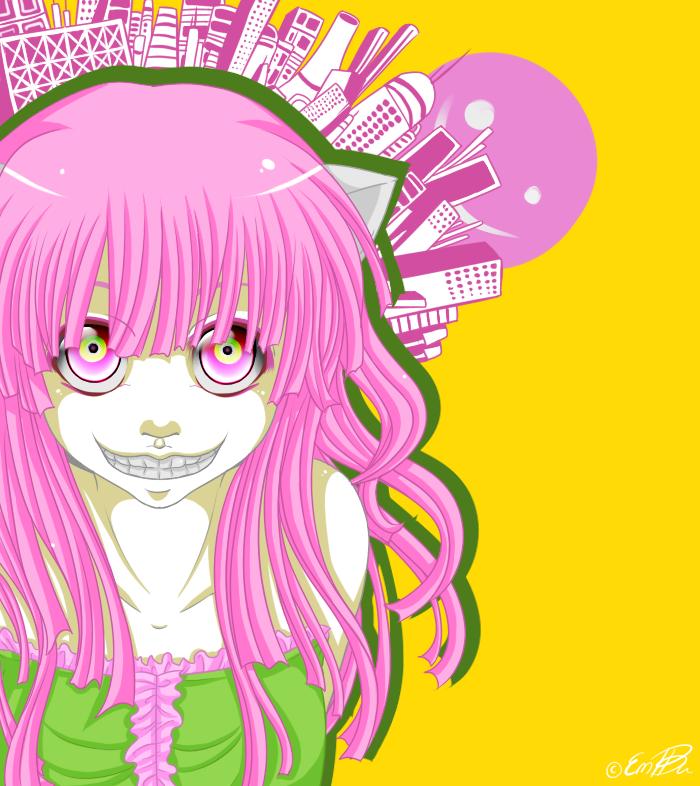 Mariko Matryoshka by EmBBu-chan