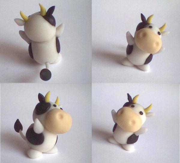 ::LITTLE COW:: by unicornstrike