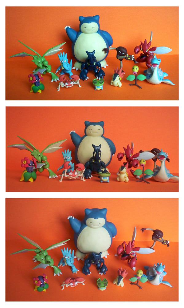 Gotta catch them all :D by unicornstrike
