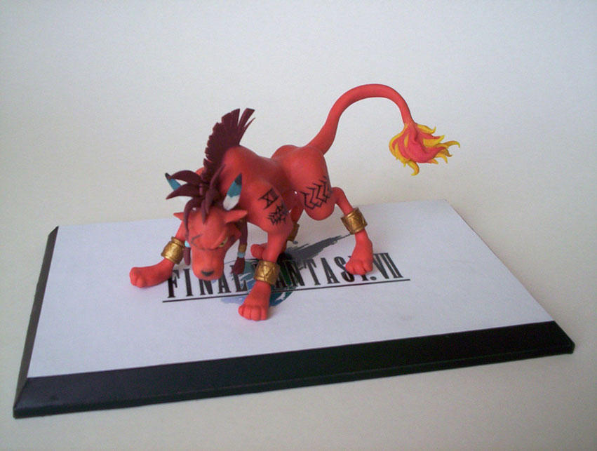 ::RED XIII:: by unicornstrike
